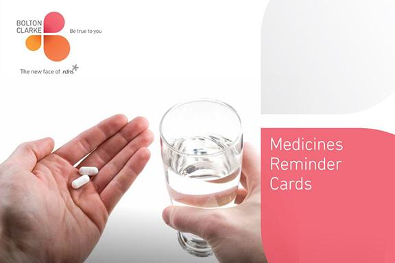 Medicine Reminder Cards