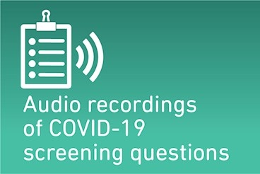 Questions on COVID-19
