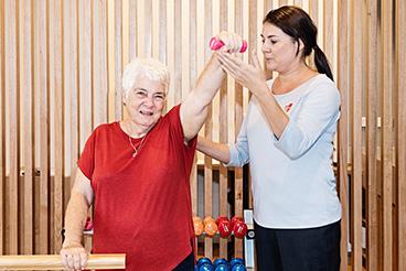 Short-Term Restorative Care
