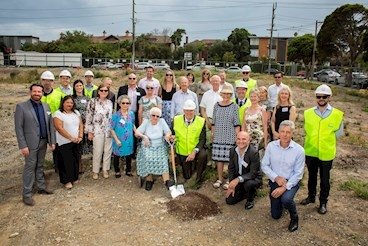 Milestone project marks first step into senior living in Victoria