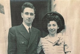 Harry and Helen Wedding 1946.JPG